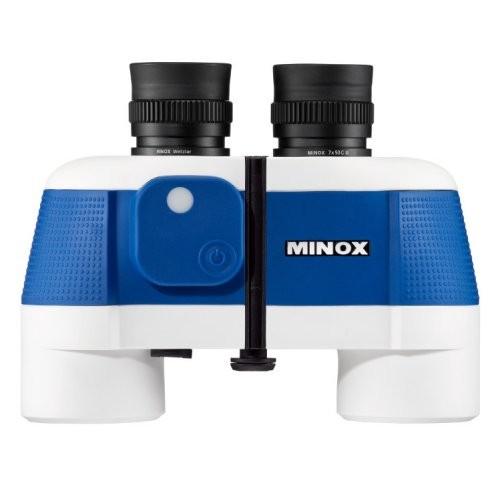 Minox Fernglas BN 7 x 50 C II blau / weiß