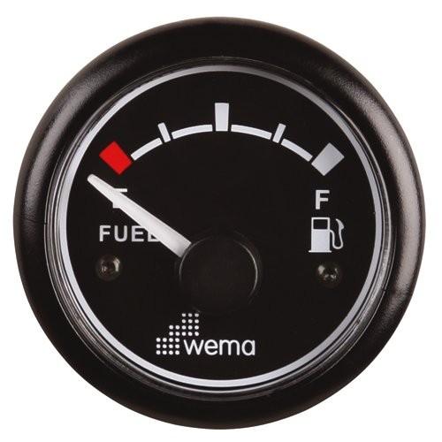 Tankanzeige WEMA Treibstoff