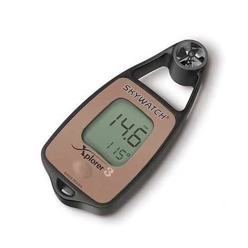 Skywatch Xplorer 3 - Windmesser - Temperatur - Kompass