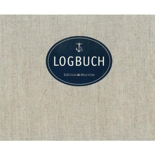 Logbuch Leinentuch / Mertes