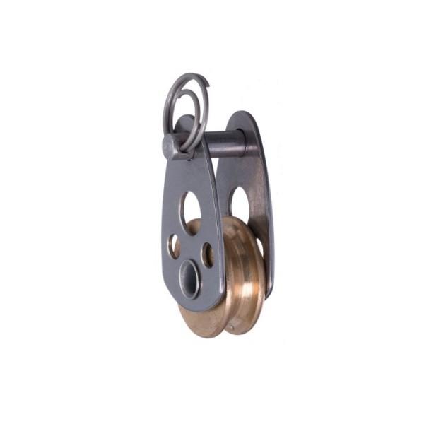 RWO Microblock MS 1fach mit Steckbolzen 6mm
