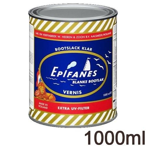 Epifanes Bootslack hochglänzend 1 Ltr.