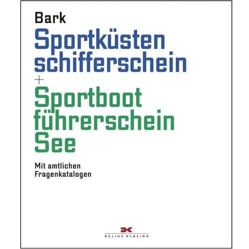 Sportküstenschifferschein + Sportbootführerschein See / Bark