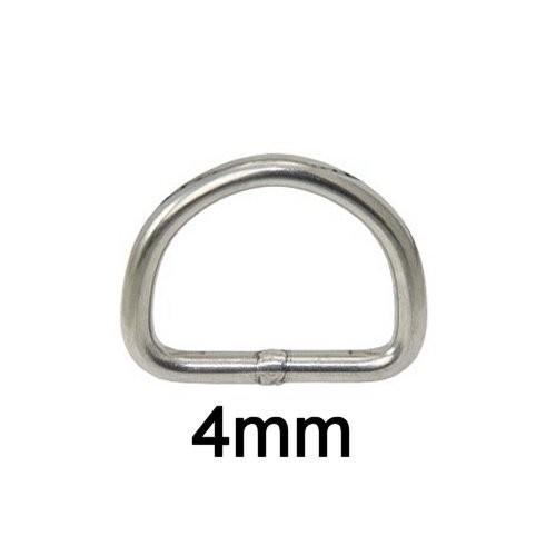 D-Ring 4mm