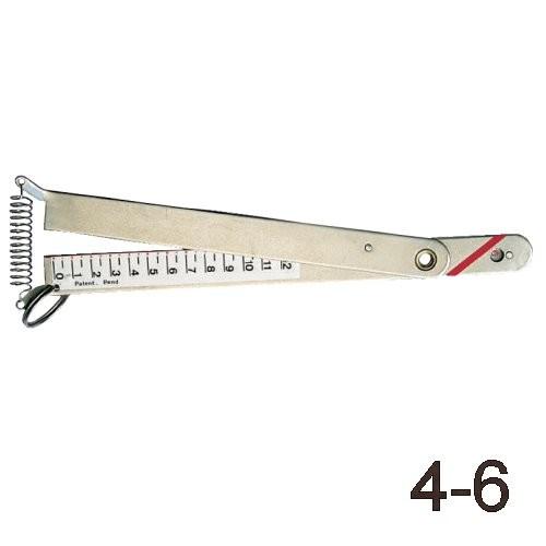 Wantenspannungsmesser 4 - 6mm