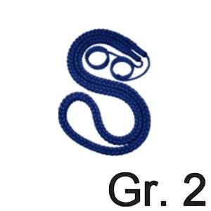 Bumper-Leine Gr.2 Länge 2,5 - 7,5 - 2,5m