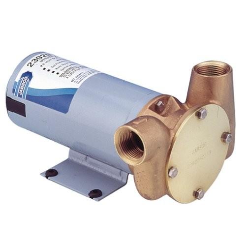 Jabsco Utility Puppy 2000 Lenzpumpe 12V