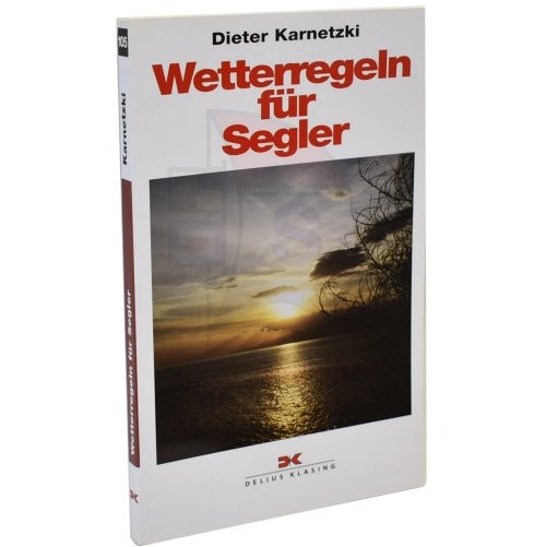 KYB 105 - Wetterregeln für Segler / Karnetzki