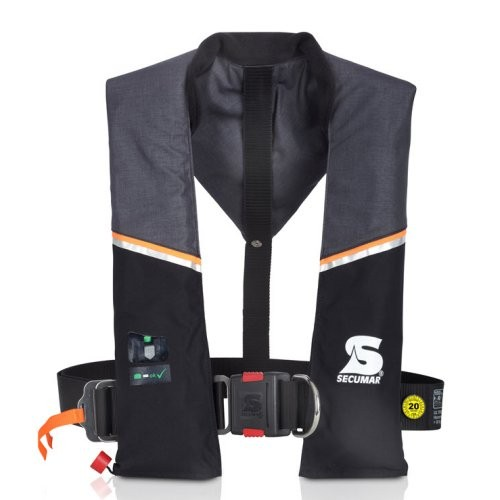 Secumar Rettungsweste Ultra Plus 170 Harness