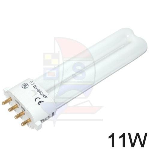 Kompaktleuchtstofflampe Sockel 2 G7,  4Pin,  11W