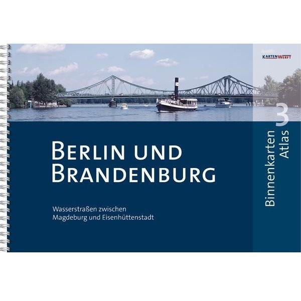 Sportbootkarten Binnen 3 - Berlin und Brandenburg