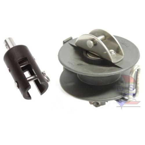 Barton Set Toppwirbel und Fockroller B 5mm