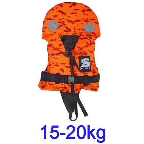 Secumar Rettungsweste Bravo Print 15-20kg