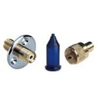 Glomex UKW-Deckstrennstelle PL vergoldet f. RG 58 RA 105