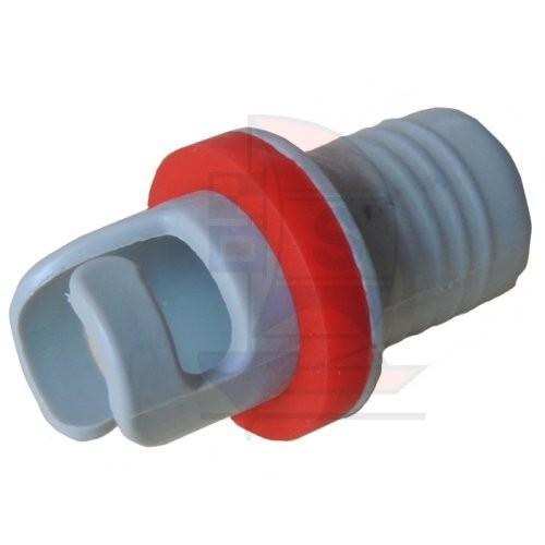 Talamex Ventil-Adapter mit Schlauchanschluss
