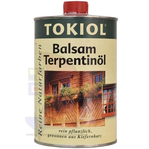 TOKIOL Balsam Terpentinöl 1 Ltr