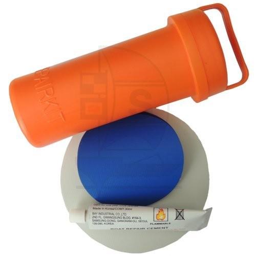 Schlauchboot-Flickzeug PVC mehrlagig
