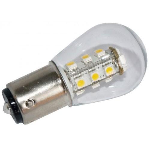 LED-Lampeneinsatz BA 15s (16 LED)
