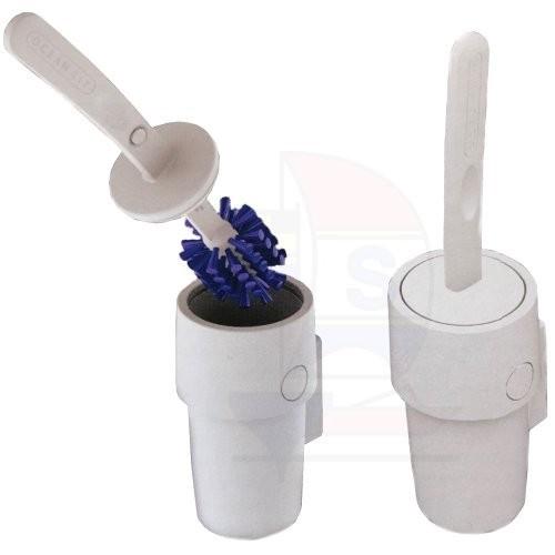 Brush & Stow WC-Bürste mit Halterung