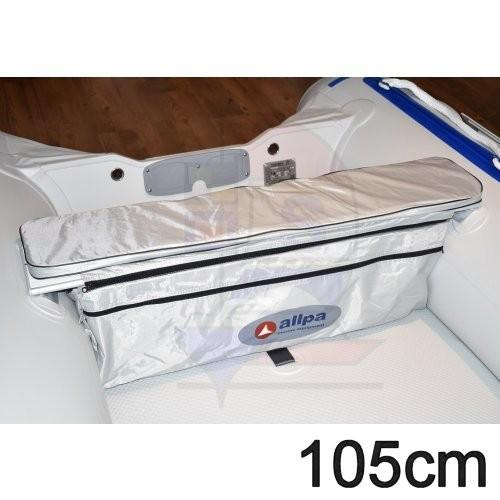 Sitzbanktasche mit Polster 105cm