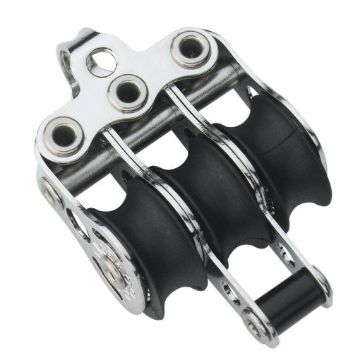 Sprenger Micro Block 3fach + Unterbügel 6mm
