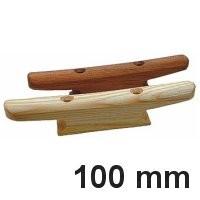 Holzklampe 100mm 2-Loch