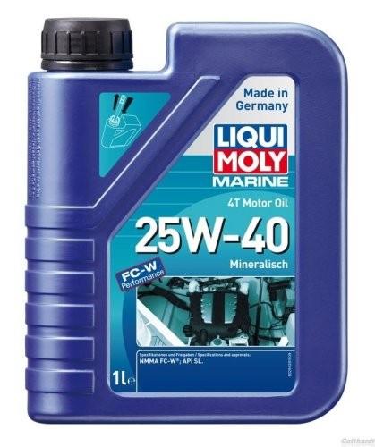 Liqui Moly 4-Takt Motoröl 25W-40 / 1 Ltr