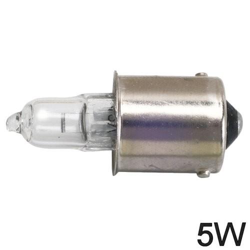 Glühlampe 5W BA 15s Halogen