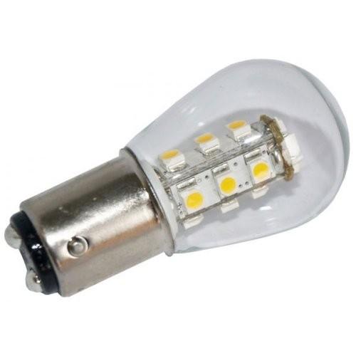 LED-Lampeneinsatz BA 15d (15LED)