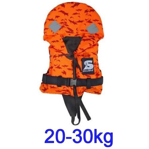 Secumar Rettungsweste Bravo Print 20-30kg