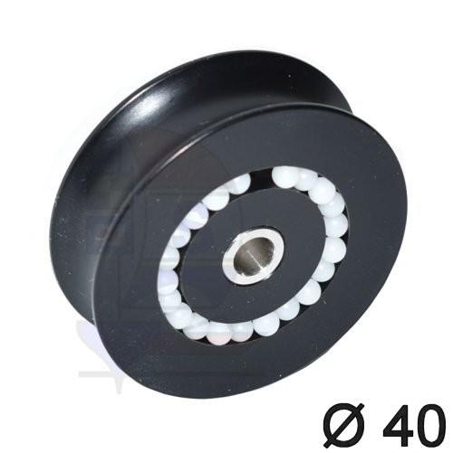 Mubir Seilrolle 8-10mm