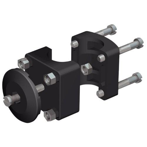 1 Paar Talamex Reling Konnektor für 25mm
