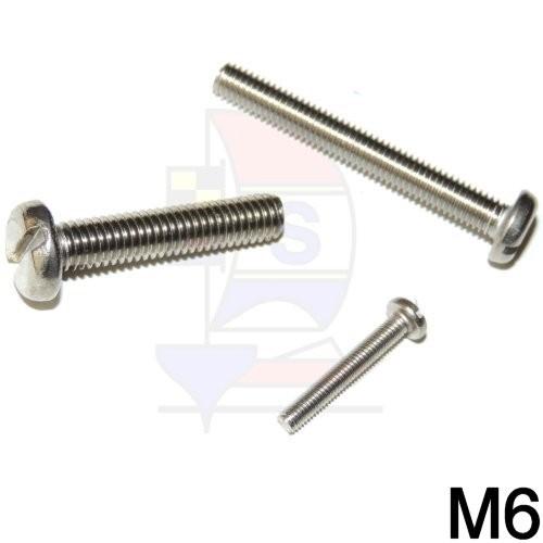 Zylinderkopfschraube M6 (DIN 85)