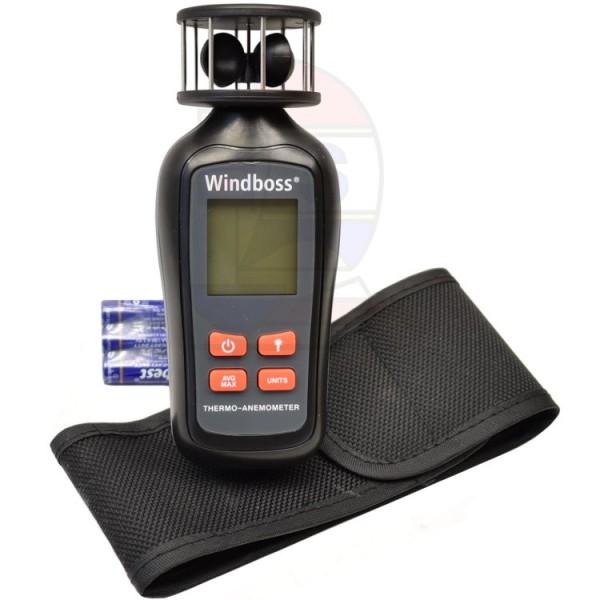Windboss 2 Thermo Anemometer