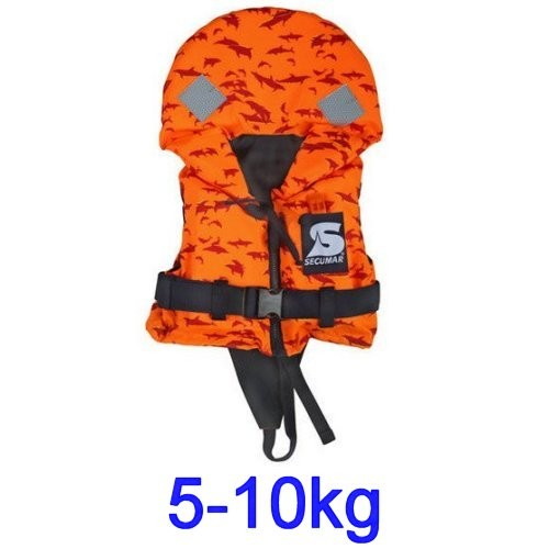 Secumar Rettungsweste Bravo Print 5-10kg