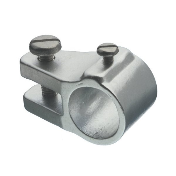 Rohrmittelgelenkstück 20mm Alu