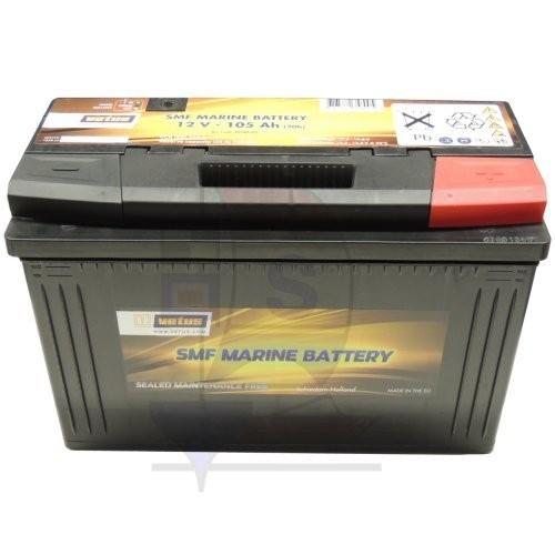Vetus SMF Marine Batterie 110 Ah