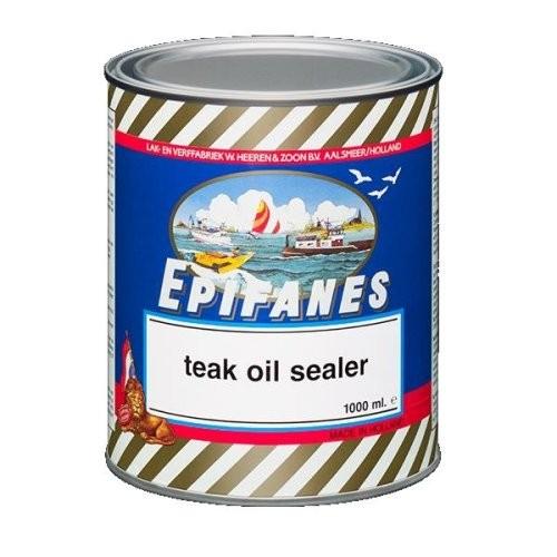 Epifanes Teak Oil Sealer 1 Ltr.