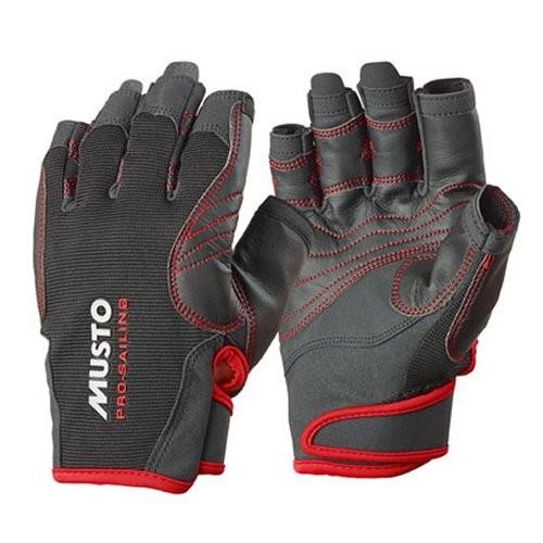 Musto Performance Handschuh schwarz
