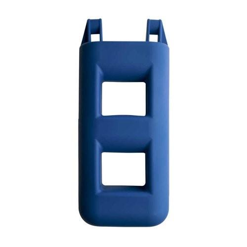 Treppenfender 2 Stufen blau