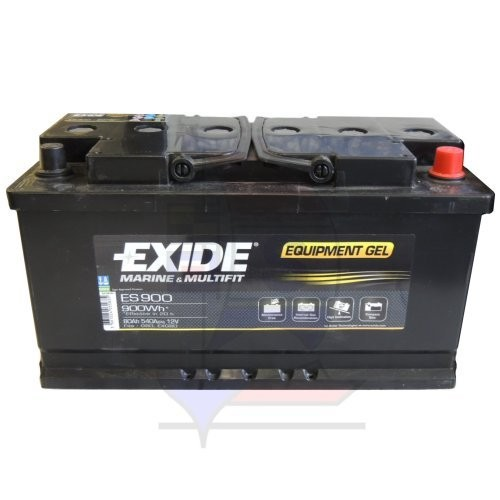 Exide-Gel Batterie 80Ah