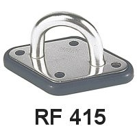Ronstan Augplatte 75x50 RF415