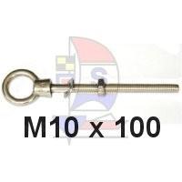 Augbolzen M10x100mm