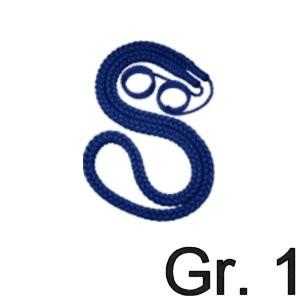 Bumper-Leine Gr.1 Länge 2,5 - 5 - 2,5m